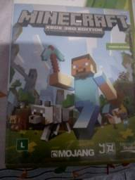 Jogo Minecraft e gta5