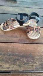 Sandália molequinha bebê