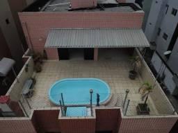 Cobertura nos Bancários com 4 quartos, sendo 1 suíte, piscina e churrasqueira