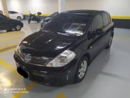 Tiida S Automatico Flex - Raridade - Em Excelente Estado - Consigo Financiamento - 2009