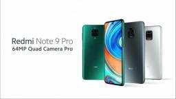 Xiaomi Redmi Note 9 PRO - 6gb ram e 128gb Armazenamento / Global / Lacrado / Original
