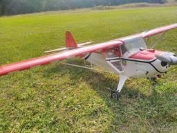 Aeromodelo taylorcraft