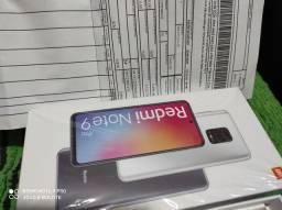 Redmi Note 9 Pró 64GB 6G de Ram Nota Fiscal e Garantia