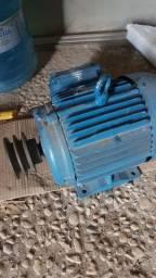 Vendo motor elétrico 7.5 CV