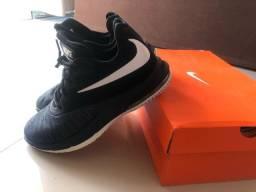 Tênis Nike Air Max Infuriate III Low Masculino - Preto Tamanho 40