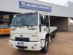 Ford cargo 2422 alemão caminhões Itapetininga