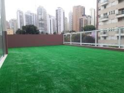 Grama Sintética Decorativa Ideal Grass 20mm - Verde