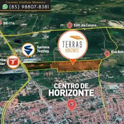 Terras Horizonte no Ceará Lotes (Ligue e adquira o seu).(