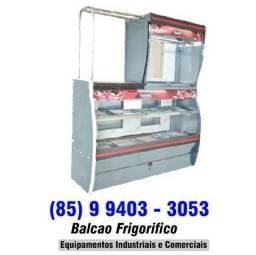 Balcão frigorífico na promissória