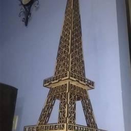 Torre eiffel mdf