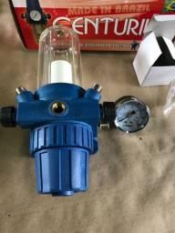 Filtro processador de ar