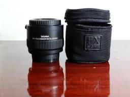 Tele converter sigma x2 para Nikon full frame