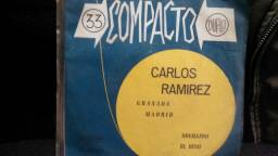 Lp Carlos Ramirez - Granada - Compacto 33