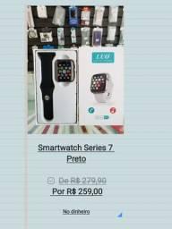 Smartwatch Series 7 Preto