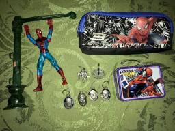 Itens homem aranha preço por tudo Spider man