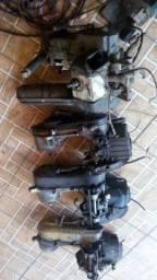 Motor jog axis 90 cc Yamaha e sundown 50 cc