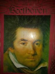 Livro a Vida de Bethoven