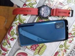 Moto g9plus e smartwatch gt2 Huawei 46