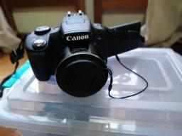 Vendo câmera Canon SX50HS