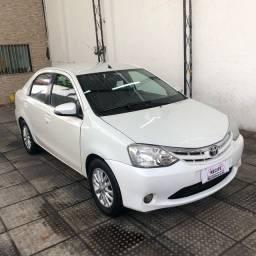 Etios Sedan XLS 1.5 2016 Com GNV Completo (Aceito Financiamento)