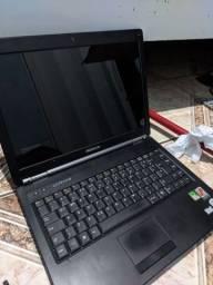 Notebook Microboard U342 não sei se ainda está funcionando