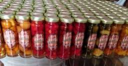 Pimentas em Conserva - 40 Espécies