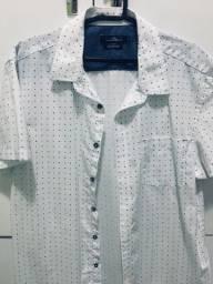 Camisa manga curta $35
