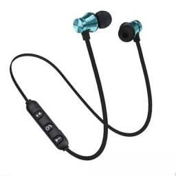 Fone de Ouvido XT11 sem Fio com Bluetooth Subwoofer / Headphone com Microfone