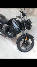 Título do anúncio: Vendo moto dk 150 zera 2018 modelo 19