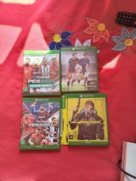 Título do anúncio: Vendo Xbox one com mídia física e digital ums 70 jogos digital