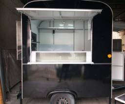 Trailer Food Truck P/churrasqueiro