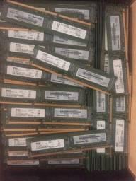 Lote ou Unidade Memoria Ram 1gb Lenovo Pc3-8500u DDR3
