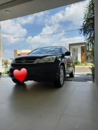 Vendo cr-v 2010 lx top de linha carro perfeito - carro de garagem