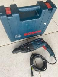 Furadeira de impacto martelete Bosch 127v