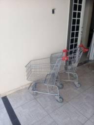 Carrinho para supermercado!
