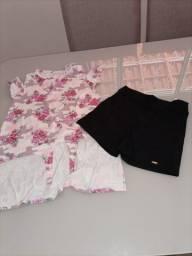 Vendo roupa feminina infantil Tam: 14 e 12