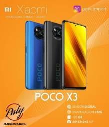 Xiaomi Poco X3 128GB Versão Global