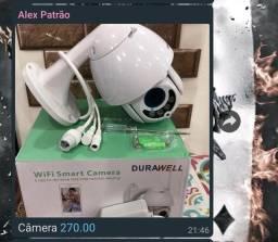 Câmeras externas durawell a prova dagua wi-fi