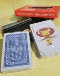 Jogo de cartas baralho