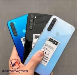 Note 8 64GB Lacrado com Nota e Garantia