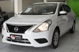 Nissan versa 2019 1.6 16v flexstart sv 4p xtronic
