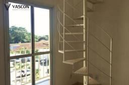 Apartamento Duplex, 137 m² - venda por R$ 299.000,00 ou aluguel por R$ 0,00/mês - Vila São