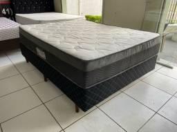 cama box casal - Ortobom D 60