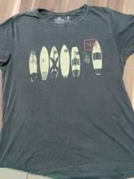 Promoção! Camisa Osklen original Tam P em excelentes condições de uso.