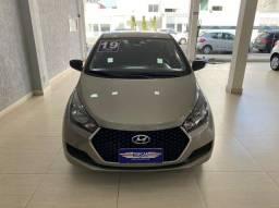 Hyundai Hb20 Unique 1.0 Prata 2019
