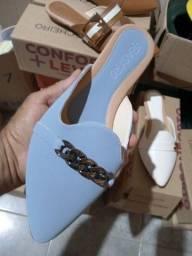 Sapatos feminino mulle meu ZAP 9. *