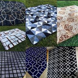 Tapetes geométricos apartir de 110reais