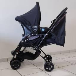 Carrinho e bebê conforto Travel System, Cosco