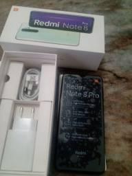 REDMI NOTE 8 PRO 128GB 6 DE RAM