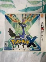 Jogo Pokemon X - Nintendo 3ds